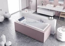 <b>Акриловая ванна Excellent Pryzmat</b> Slim 170x75, цена 32340 руб ...