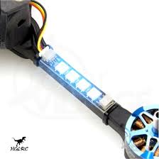 <b>HGLRC LED</b> Board W554B <b>WS2812</b> - 4pcs - Rotor Village