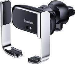 Автомобильный <b>держатель Baseus Mini Electric</b> Car Holder Black