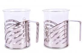 """Чайный <b>набор из двух чашек</b> """"БЕЗЕ"""" компании TimA объемом ..."""