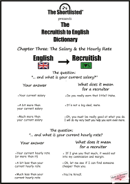 how to discuss your salary expectations the shortlisted the shortlisted recruitish to english dictionary salary and horurly rates
