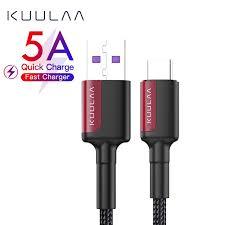 Red 1m USB-typeC
