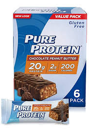 Pure Protein 50 g High <b>Protein Bar</b>