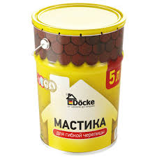 <b>Мастика</b> битумная <b>Döcke</b>, 5 л в Москве – купить по низкой цене в ...