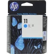 Оригинальная <b>печатающая головка HP</b> C4811A (№11) (голубая ...