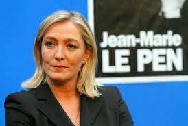 Resultado de imagen de Nuestra profecía! Le Pen ganará las elecciones y será el fin de Europa