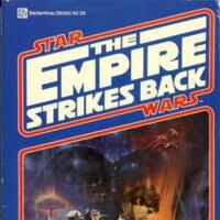 Star Wars Episode V: The Empire <b>Strikes</b> Back (novel ...