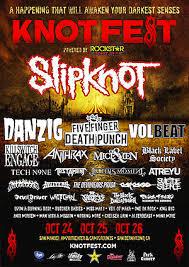 KNOTFEST 2014 - <b>Slipknot</b> .<b>5</b> The Gray Chapter