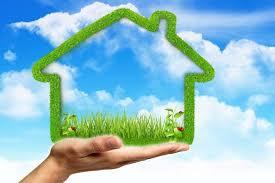 Znalezione obrazy dla zapytania znak domu ekologicznego