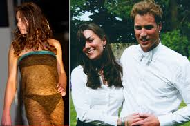 Kate Middleton's famous <b>see</b>-<b>through dress</b> was actually a SKIRT ...
