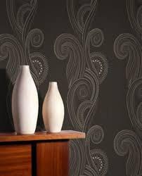 room elegant wallpaper bedroom:  images about home wall painting ideas on pinterest stencils paint ideas and painting stripes on
