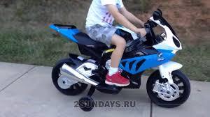<b>Детский мотоцикл на аккумуляторе</b> JT-528 BMW S1000RR ...