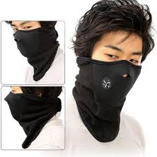 Unisex Motorcycle <b>Warm Mask Neck Warm</b> Snowboard <b>Bike</b> Riding ...