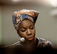 Nina Simone are hard to articulate: fragile yet powerful; soulful, feminine and steeped in the tradition of Black American music. It's a voice that has left ... - Nina_Simone_A