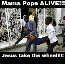 Scandal: Our Favorite 'Mama Pope' Memes | Essence.com via Relatably.com