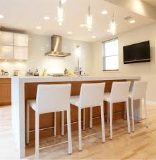 Kitchen Island Bar Table Kitchen Lovely Kitchen Idea With Brown White Kitchen Cabinet And