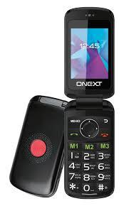 Мобильный <b>телефон</b> с большими кнопками <b>Care</b>-<b>Phone</b> 6, черный