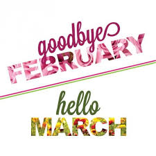 Image result for welcome march 2016