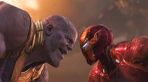Iron Man Vs Thanos - Fight Scene - <b>Avengers Infinity War</b> (2018 ...