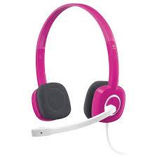Купить <b>гарнитуру Logitech H150</b> cranberry 981-000369 в ...