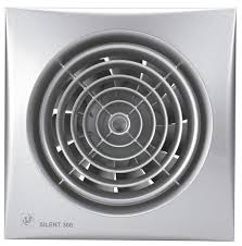 Купить <b>Вытяжной вентилятор Soler &</b> Palau SILENT-300 CZ, silver ...