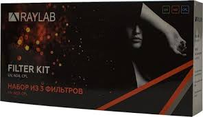 Набор из 3 фильтров <b>RayLab</b> (<b>UV</b>,CPL,ND8) <b>49mm</b> купить ...