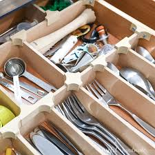 <b>DIY Drawer Dividers</b> for Perfectly Organized <b>Drawers</b> - Houseful of ...