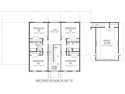Two Story Bedroom House Plans Cool Home Design Lovely   Lcxzz com    Top Two Story Bedroom House Plans Home Design Great Simple