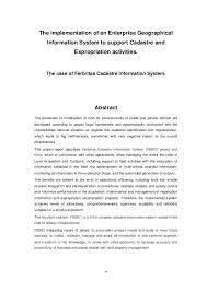 Fernando Gil s master thesis quot The implementation of an Enterprise Ge SlideShare