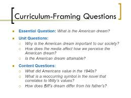 essay questions on the american dream   essay the american dream in of a sman essay www