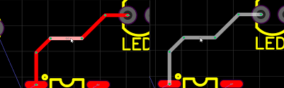 <b>PCB</b>: Route Tracks