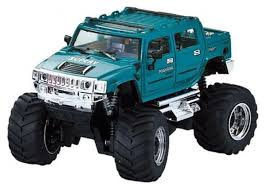 <b>Радиоуправляемая машинка Great Wall</b> Toys Hummer Синий от ...