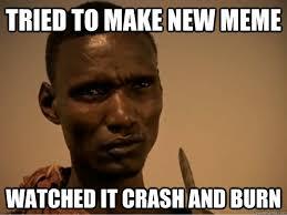 Emotional Ethiopian memes | quickmeme via Relatably.com