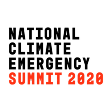 National Climate Emergency Summit 2020