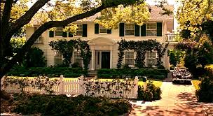 The Father of the Bride quot  House For SaleFather of the Bride movie house picket fence