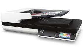 Сетевой <b>сканер HP ScanJet Pro</b> 4500 fn1