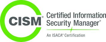 ISACA CISM logo