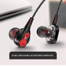 <b>3.5mm Wired earphone High</b> bass Dynamic stereo In Ear ...