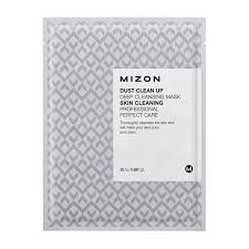 <b>Тканевая маска</b> Mizon Dust Clean Up Deep Cleansing Mask ...