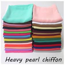 <b>10pcs</b>/lot <b>High Quality</b> Pearl Bubble Chiffon Hijab Scarf Shawl ...