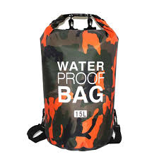 <b>PVC Waterproof Dry Bag</b> 5L 10L 20L 30L <b>Camo</b> Outdoor Diving ...