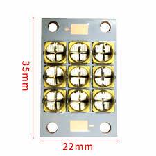 <b>UV</b> LED curing module 150 watts high power LED <b>UV</b> violet 6565 ...