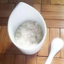 Image result for sal marina, miel y aceite de coco