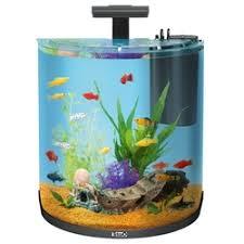 """«<b>Tetra</b> AquaArt Tropical 60л - <b>аквариумный комплекс</b> """"Полумесяц ..."""