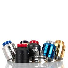 <b>Passage</b> 24MM <b>RDA</b> by <b>Hellvape</b> and SMM — My Vpro