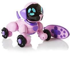 <b>Робот</b> cобачка <b>WowWee</b> Чиппи розовая - 3817-W - 3817-Pink ...