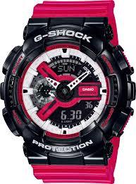 Наручные <b>часы CASIO</b> G-Shock <b>GA</b>-<b>110RB</b>-<b>1AER</b>
