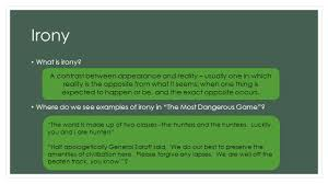the most dangerous game compare and contrast between rainsford the most dangerous game essay