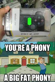 You're A Phony Memes. Best Collection of Funny You're A Phony Pictures via Relatably.com