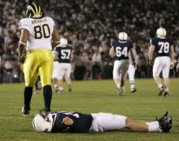 Image result for michigan beating penn state